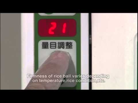 ASM450 Rice Ball Maker
