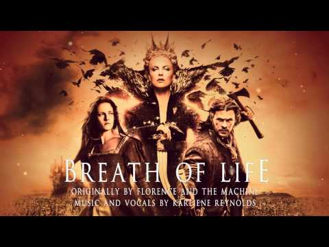 Karliene Reynolds - Breath of Life lyrics