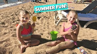 "Don't forget to subscribe! http://www.youtube.com/theweisslifeIn today's family vlog -  We are in South Lake Tahoe for summer vacation! Today we went to a huge Pirate store and then spent some time at the ""beach""! Later in the day we got some bad news about our dog.*Follow us on Instagram, Facebook and Twitter to stay up to date on our family and the new baby!Instagram: http://www.instagram.com/theweissfamFacebook: http://www.facebook.com/theweisslifeTwitter: http://twitter.com/TheWeissLifeMusical.ly: The Weiss LifeVideo filmed with: Canon PowerShot G7 X Mark II http://amzn.to/2iPmFMO (Affiliate link)Support us on Patreon: https://www.patreon.com/theweisslifeSend Us Mail!The Weiss Life69 Lincoln Blvd. Suite-A #267Lincoln, CA 95648THE WEISS LIFE is a fun family vlog channel that features the Weiss family! We do fun Challenges, Giveaways, Family Vlogs, Mommy & Pregnancy Vlogs, Build A Bear, Toys, Holidays like Halloween, Christmas & Easter, Birthday Parties, Gymnastics, Sidewalk Super Girls Superhero Skits, Costume Fashion Shows, videos from our Travel Adventures and other Family Fun!Production Music courtesy of  www.epidemicsound.com"
