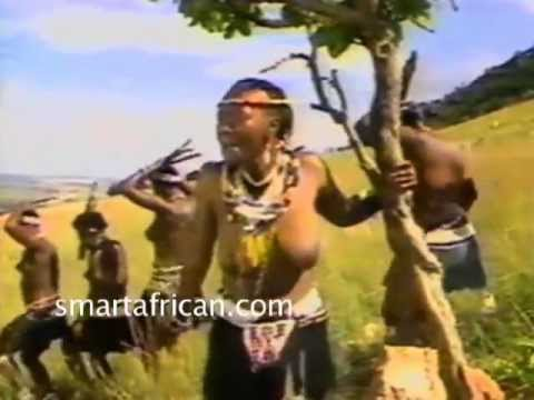 nude african tribal women - Beautiful Zulu Dance, South African Traditional Dance.