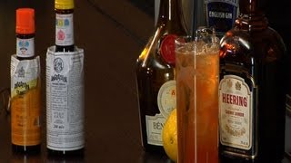 Strait's Sling Cocktail - The Cocktail Spirit with Robert Hess - Small Screen