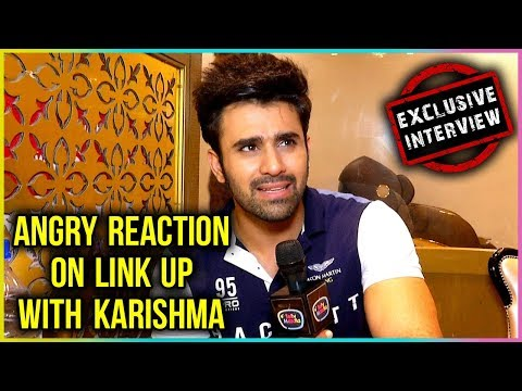Pearl V Puri ANGRY REACTION On LINK UP With Karish