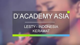 Video Lesti, Indonesia - Keramat (D'Academy Asia 10 Besar Group A Result) MP3, 3GP, MP4, WEBM, AVI, FLV Maret 2019