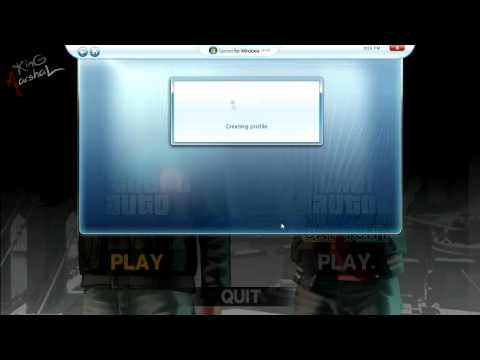 KinGoMarshaL - Most of us are facing the problem of creating offline profile in the new Games for Windows Live (GFWL) and this video is a tutorial showing u how to make it..