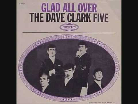 the-dave-clark-five-glad-all-over
