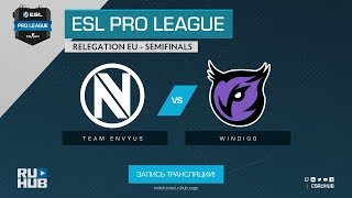 EnVyUs vs Windigo - ESL Pro League Relegations EU - map3_part2 - de_inferno [Enkanis, ceh9]
