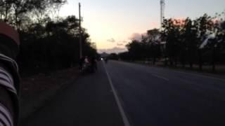 el pani racing entuba al ocoeño en motore 70cc