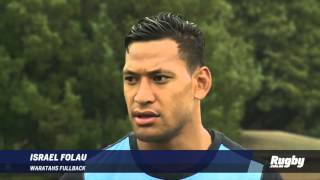 Foley out of Waratahs clash with Highlanders