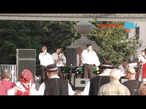 Vyškovská pouť 2014- Vašek bel blok