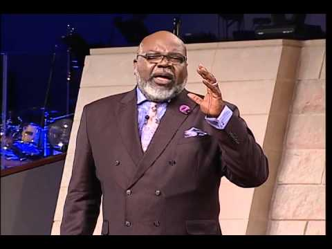 DONT GIVE UP! Breaking The Spirit Of Failure When Failing In Life - TD Jakes