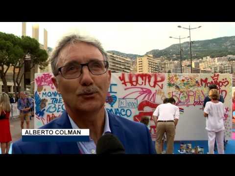 Monaco Info - Le JT : lundi 17 juillet 2017