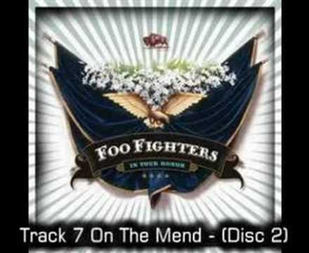 Tekst piosenki Foo Fighters - On the mend po polsku