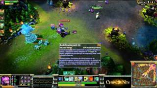 (HD065) 5c5 régicide- part 1- League Of Legends Replay [FR]