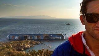 Download Youtube: The Sunken Cruise Ship