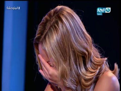 ريم البارودي تبكي وسالي عبد السلام تحتضنها لتخفف عنها