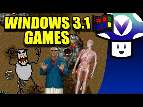 [Vinesauce] Vinny - Windows 3.1 Games