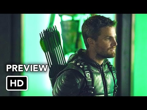 Arrow 6x09 Inside