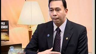 An Interview With Dr. Piyachart About Thailand's Competitiveness In Global Economy
