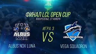 ANoX vs Vega, game 3