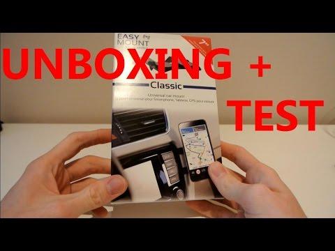Die BESTE Handyhalterung im Test - Unboxing EasyMount Classic!