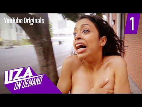 S2E1: Naked - Liza on Demand