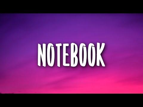 Melanie Martinez - Notebook (Lyrics)