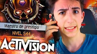 Video Trolleo a ACTIVISION y subo a NIVEL 500 download in MP3, 3GP, MP4, WEBM, AVI, FLV Februari 2017