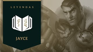 Jayce Un arreglo rápido  Leyendas  Audiocuentos  League of Legends