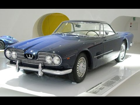 Video - Η μεγαλοπρέπεια της Maserati 5000 GT