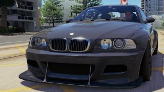 BMW M3 2005 (Rocket Bunny BodyKit) - Forza Horizon 3 - Test Drive Free Roam Gameplay (HD)