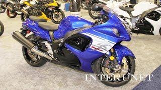 10. 2017 Suzuki Hayabusa GSX1300R – Suzuki sportbike