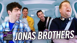 Video Jonas Brothers Carpool Karaoke MP3, 3GP, MP4, WEBM, AVI, FLV Juni 2019