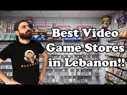 Best Video Game Stores In Lebanon