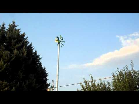 Video Pala Eolica