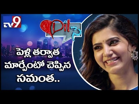 Samantha in 'Dil Se' –  Exclusive