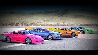 Nonton Forza 6: Fast and Furious - Supra, Skyline GT-R, S2000, FAIRLADY Z, ECLIPSE GS | Drag Race Film Subtitle Indonesia Streaming Movie Download