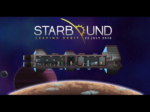 Starbound 1.0 Launch Date Announcement!