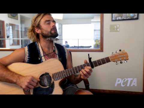 Exclusive: Xavier Rudd Talks Animal Cruelty For PETA