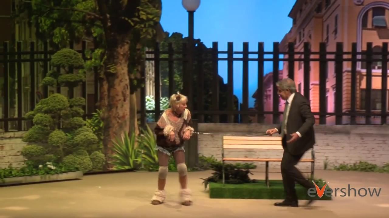 Lilly la Vagabonda al Teatro Manzoni