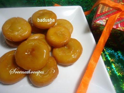 Badusha - Festival Sweets - Diwali Sweets