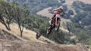 Ryan Dungey and Marvin Musquin Rip Zaca Station by Red Bull