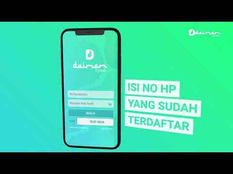 Cara Mudah Untuk Login di Aplikasi SMS Syariah