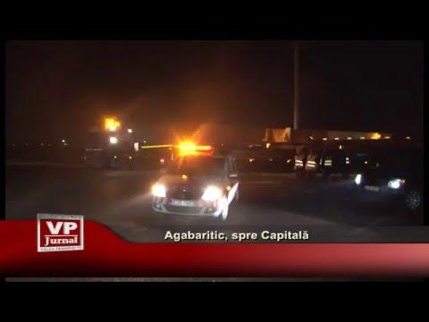 Agabaritic, spre Capitala