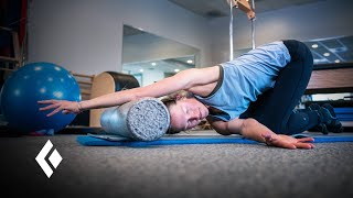 The BD Beta with Esther Smith: Episode 8—The Ultimate Foam Rolling Sequence for Ski-Day Recovery by Black Diamond Equipment