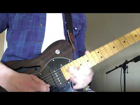 Strobe Guitar Solo by Sparkee