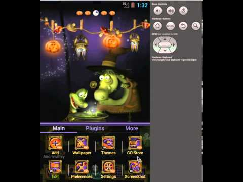 Video of Apex/GO Theme Halloween Witch