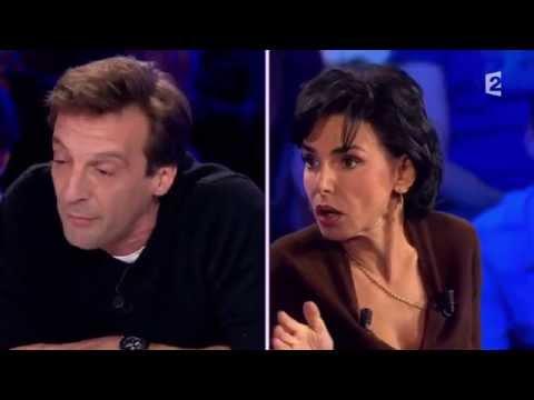 Vif échange entre Rachida Dati et Mathieu Kassovitz #ONPC
