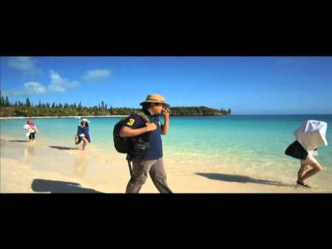 New caledonia… Fantastic island