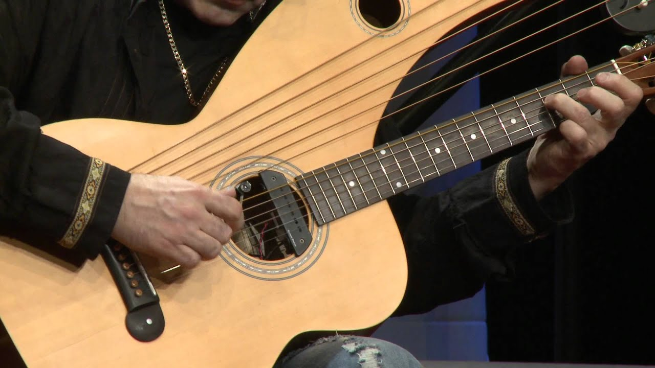 Redefining the Acoustic Guitar (Musical Performance)