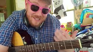 Rabbit's Revenge - Tom Morello, Bassnectar, Big Boi, Killer Mike // easy guitar tutorial